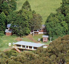 Camp Bunya Mountains
