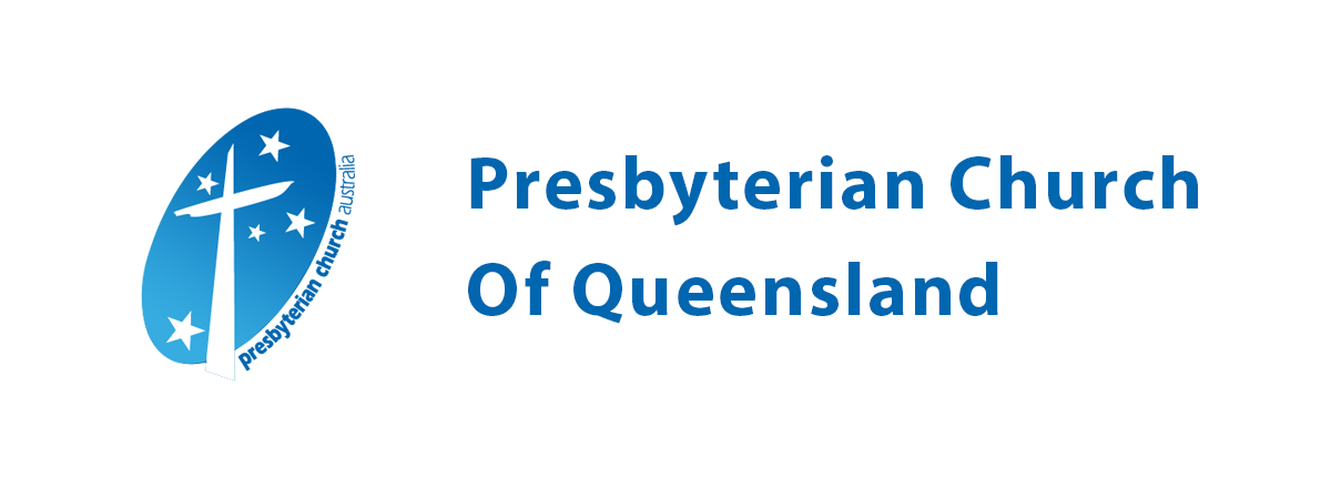 Presbyterian Church of Queensland branding